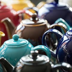 London Pottery Teapots