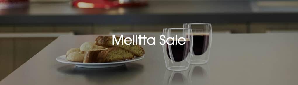 Melitta Coffee Machine Sale Now On