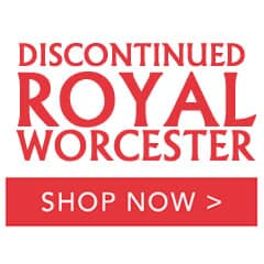 Royal Worcester Discontinued