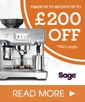 Sage Trade Up Promotion