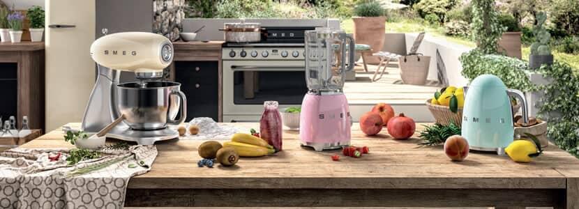 Smeg Small Kitchen Appliances