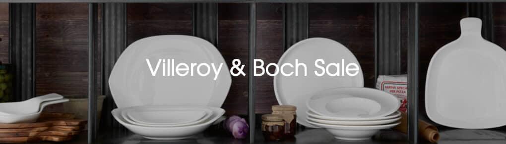 Villeroy & Boch Sale Now On