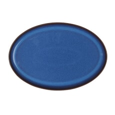 Denby Imperial Blue Medium Oval Tray