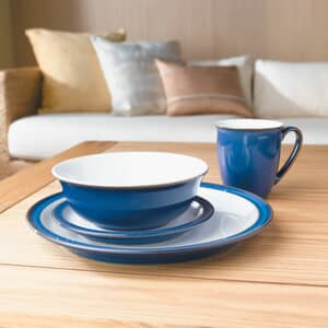 Denby Imperial Blue 16 Piece Boxed Set