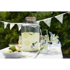 Kilner 8 Litre Glass Clip Top Drink Dispenser