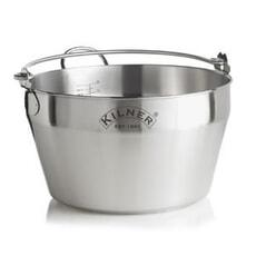 Kilner Stainless Steel Jam Pan 8L