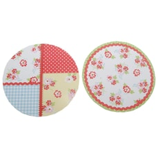 Kilner Haberdashery Jam Cover Pack Of 24