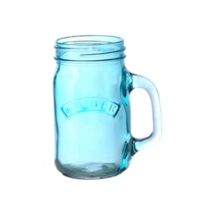Kilner Handled Jar - Blue