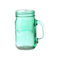 Kilner Handled Jar - Green