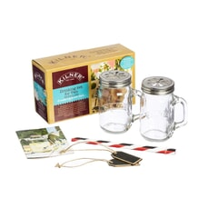 Kilner Drinking Set For 2