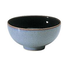 Denby Jet Rice Bowl