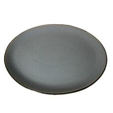 Denby Jet Oval Platter