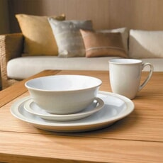 Denby Linen 16 Piece Box Set