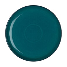 Denby Greenwich Dinner Coupe Plate Green