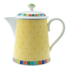 Villeroy And Boch Twist Alea Limone 6 Person Coffeepot 1.25L