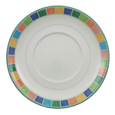 Villeroy And Boch Twist Alea Limone Breakfast Saucer