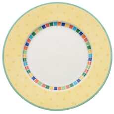 Villeroy And Boch Twist Alea Limone Dinner Plate