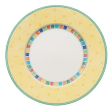 Villeroy And Boch Twist Alea Limone Salad Plate 21Cm