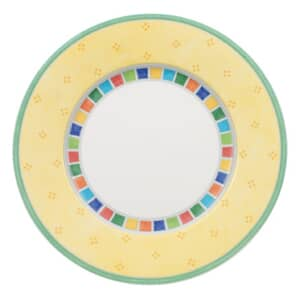 Villeroy And Boch Twist Alea Limone Bread and Butter Plate 17cm