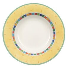 Villeroy And Boch Twist Alea Limone Deep Plate