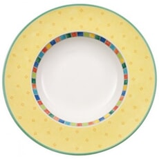 Villeroy And Boch Twist Alea Limone Pasta Plate