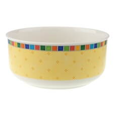 Villeroy And Boch Twist Alea Limone Salad Bowl 23 cm