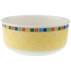 Villeroy And Boch Twist Alea Limone Salad Bowl 20 cm