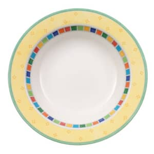 Villeroy And Boch Twist Alea Limone Salad Dish 20cm