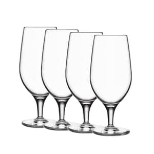 Luigi Bormioli Michelangelo Masterpiece All purpose 57.5cl Glass Set Of 4
