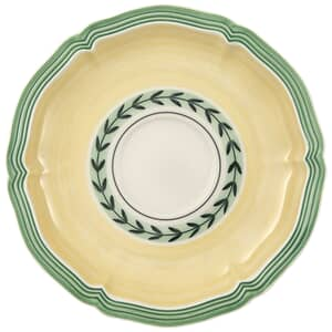 Villeroy And French Garden Fleurence saucer for tea cup 15cm