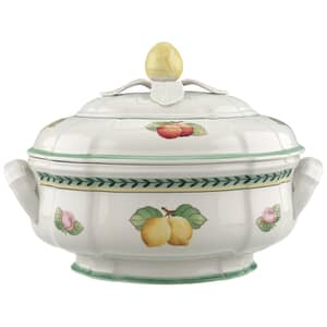 Villeroy And Boch French Garden Fleurence oval soup tureen 2.50l