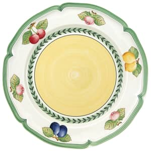 Villeroy And Boch French Garden Fleurence flat plate 26cm