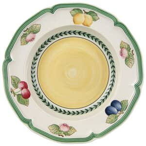 Villeroy And Boch French Garden Fleurence deep plate 23cm