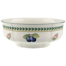 Villeroy And Boch French Garden Fleurence salad bowl 25cm