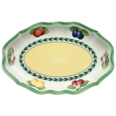 Villeroy And Boch French Garden Fleurence Pickle Dish 24cm