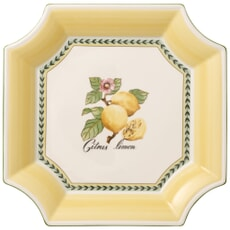 Villeroy And Boch French Garden Fleurence square bowl 32x32cm