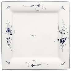Villeroy And Boch Old Luxembourg Square Flat Plate 27cm