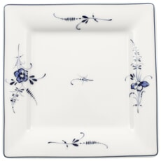 Villeroy And Boch Old Luxembourg Square Plate/Saucer 16cm