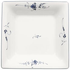 Villeroy and Boch Old Luxembourg - Square Deep Plate 22cm