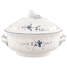 Villeroy And Boch Old Luxembourg Oval Soup Tureen 2.7L