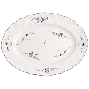 Villeroy And Boch Old Luxembourg Oval Platter 36cm