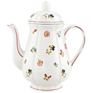 Villeroy and Boch Petite Fleur Coffee Pot 6 Pers