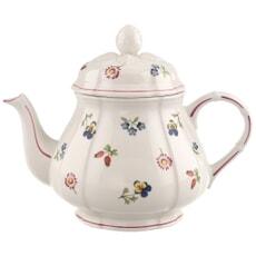 Villeroy And Boch Petite Fleur 6 Person Teapot 1L