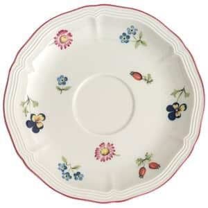 Villeroy And Boch Petite Fleur Tea Cup Saucer 15cm