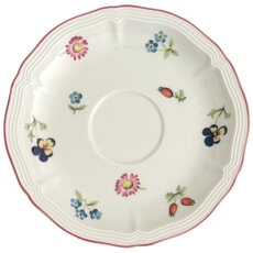 Villeroy and Boch Petite Fleur Coffee Cup Saucer