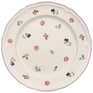 Villeroy And Boch Petite Fleur Flat Plate 26cm