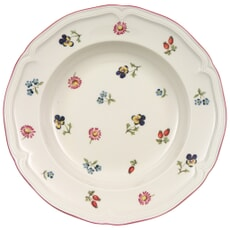 Villeroy And Boch Petite Fleur Deep Plate 23cm