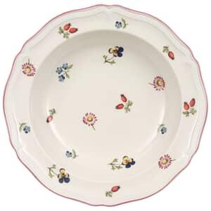 Villeroy And Boch Petite Fleur Deep Plate 20cm