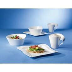 Villeroy and Boch New Wave 6 Piece Breakfast Set