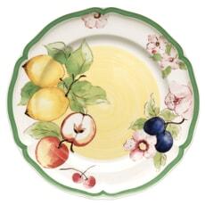 French Garden Menton Flat Plate 26cm